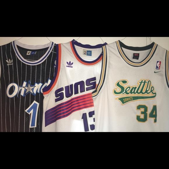 size 40 0b8e9 7eb1e Throwback Basketball Jerseys